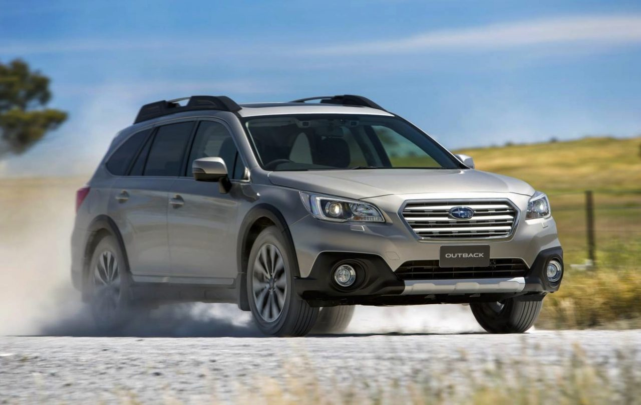 2015 subaru outback on sale in australia from 35 990 performancedrive. Black Bedroom Furniture Sets. Home Design Ideas