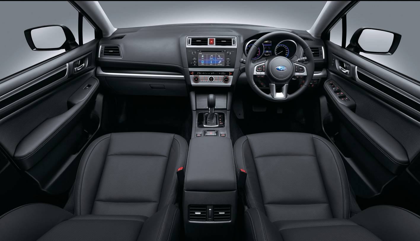 Wonderful 2015 Subaru Outback 3.6R Interior Design Inspirations