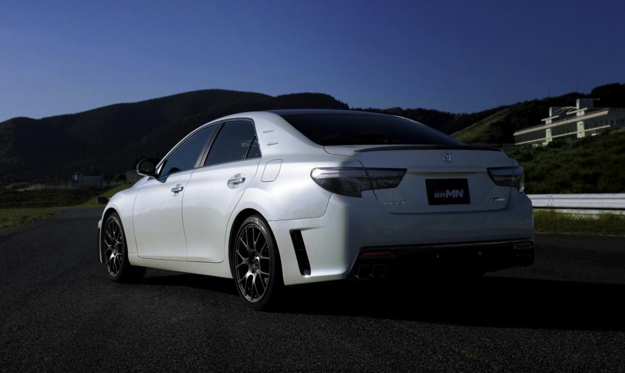 Toyota Mark X Grmn Edition Rear X