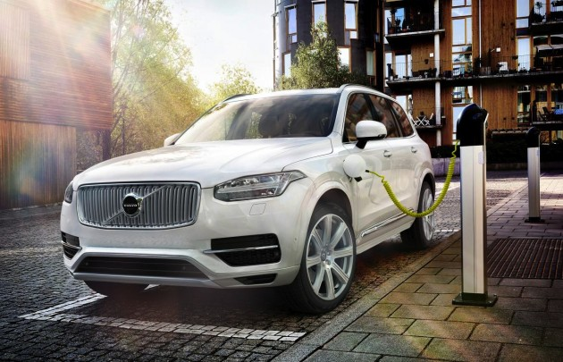 2015 Volvo XC90 T8 plug-in