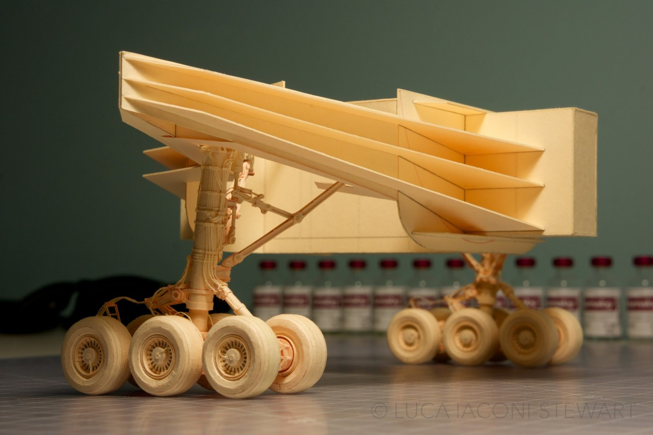 23yo makes ultradetailed 160 scale boeing 777 out of