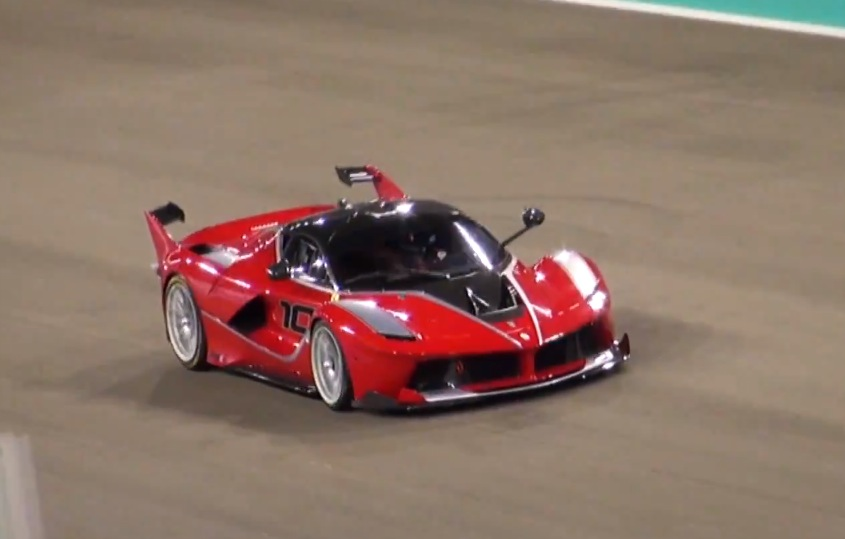 LaFerrari FXX K already sold out, sounds incredible (video ...