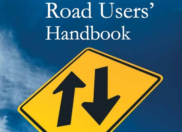 Road user handbook-NSW