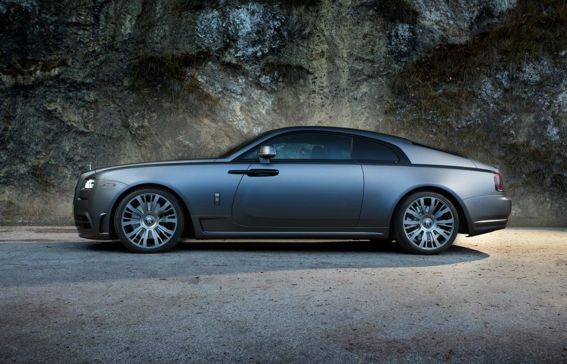 novitec announces extensive program for rolls royce wraith. Black Bedroom Furniture Sets. Home Design Ideas