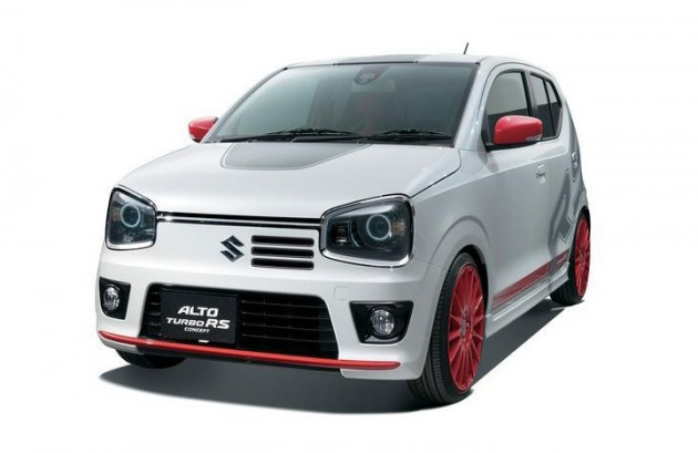 Suzuki Alto RS Turbo concept