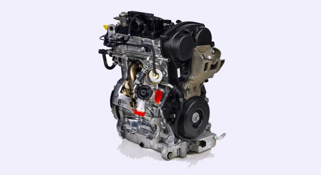 Volvo Drive-E 3-cylinder