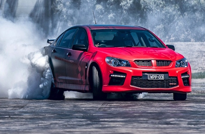 Simple Walkinshaw Announces W507 Package For GenF HSV GTS