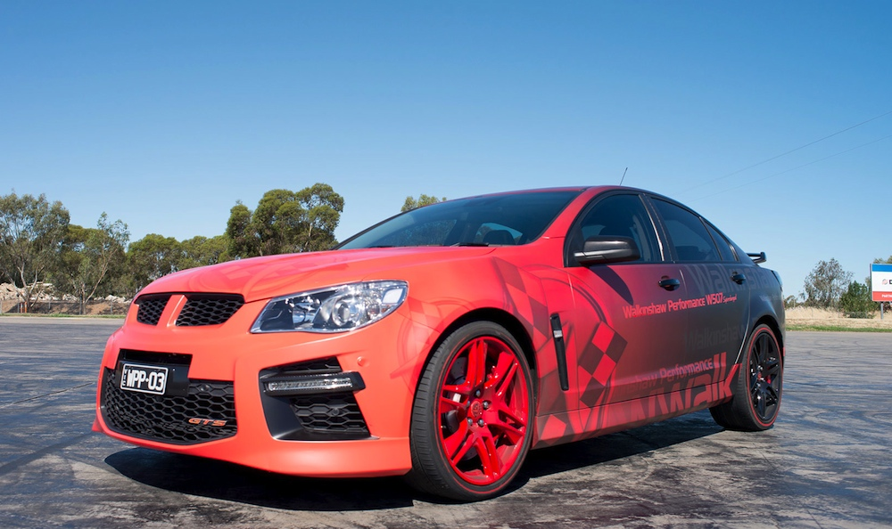 walkinshaw announces w507 package for genf hsv gts