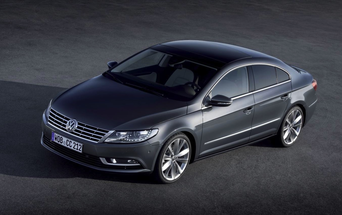 next gen volkswagen cc concept to debut at geneva show. Black Bedroom Furniture Sets. Home Design Ideas