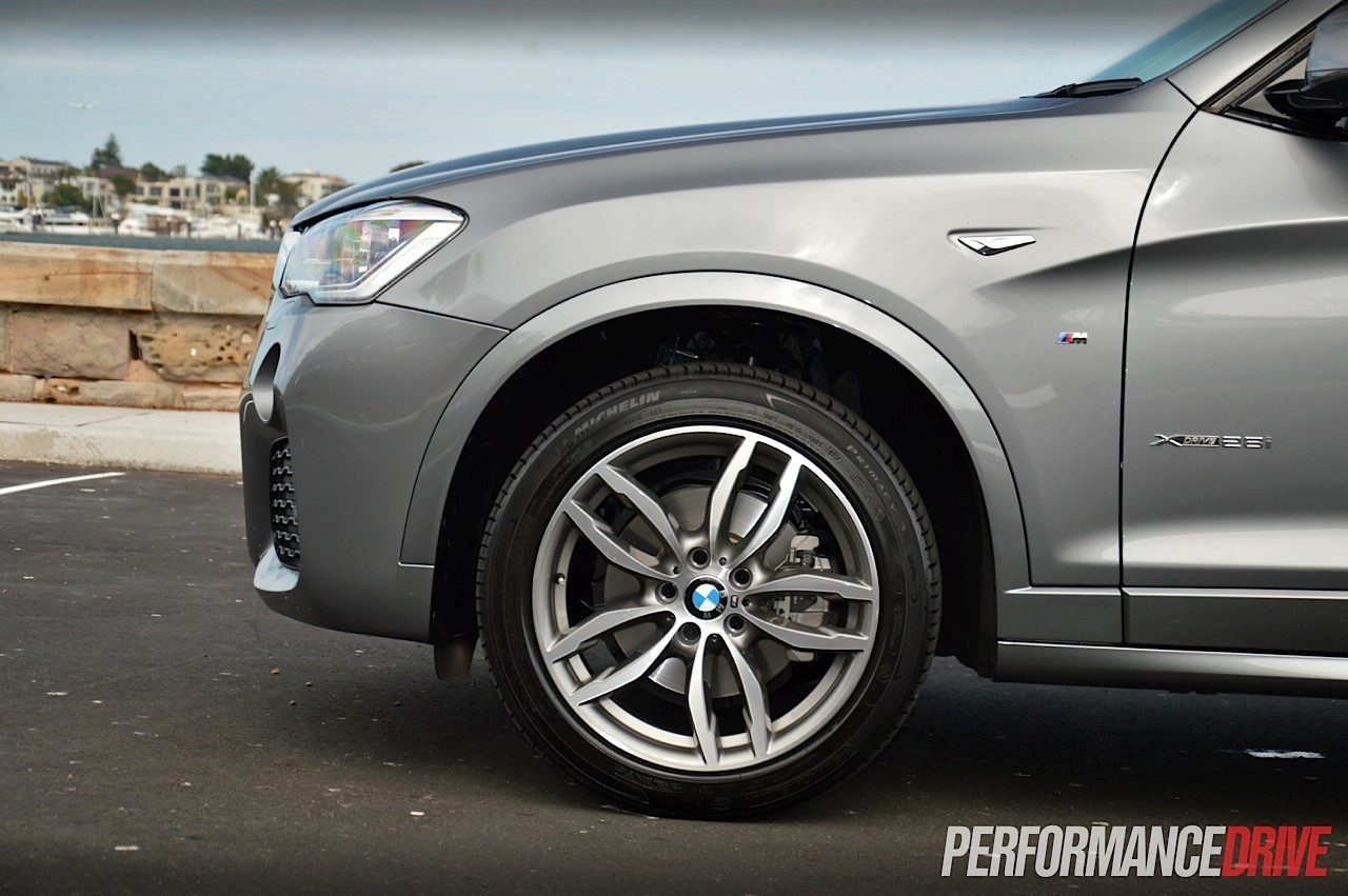 2015 Bmw X3 Xdrive28i M Sport Review Video