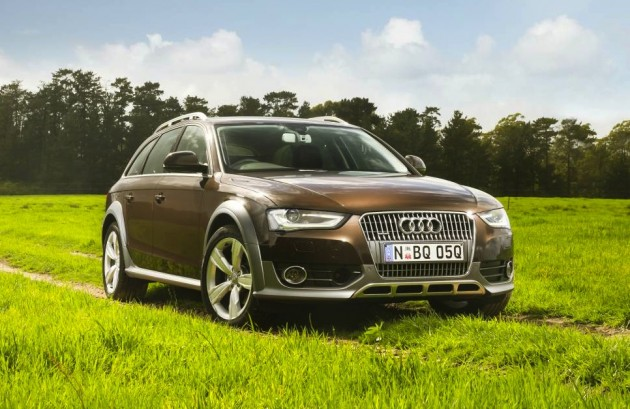 2015 Audi A4 Allroad