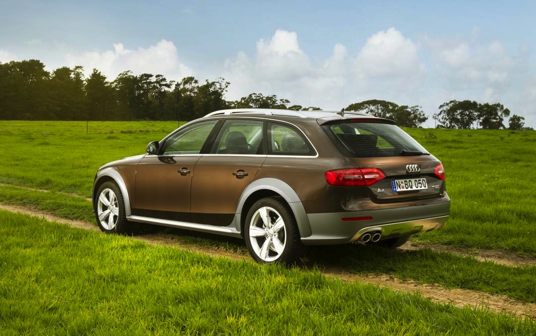2015 Audi A4 Allroad On Sale In Australia From 70 500