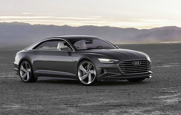 Audi Prologue piloted driving concept revealed, previews A9? | PerformanceDrive