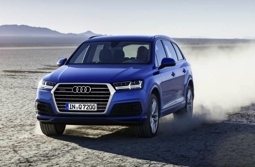 Audi Q8 under development, CEO wants it by 2020 | PerformanceDrive