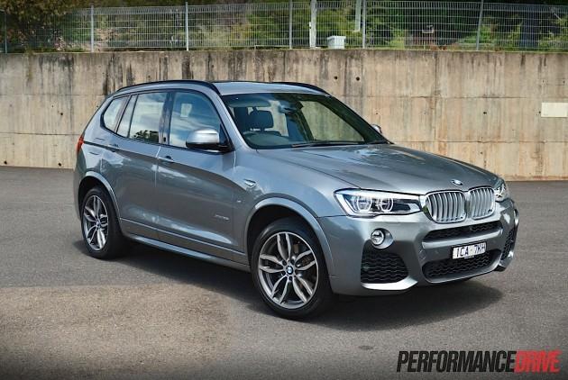 2015 BMW X3 xDrive28i-Space Grey