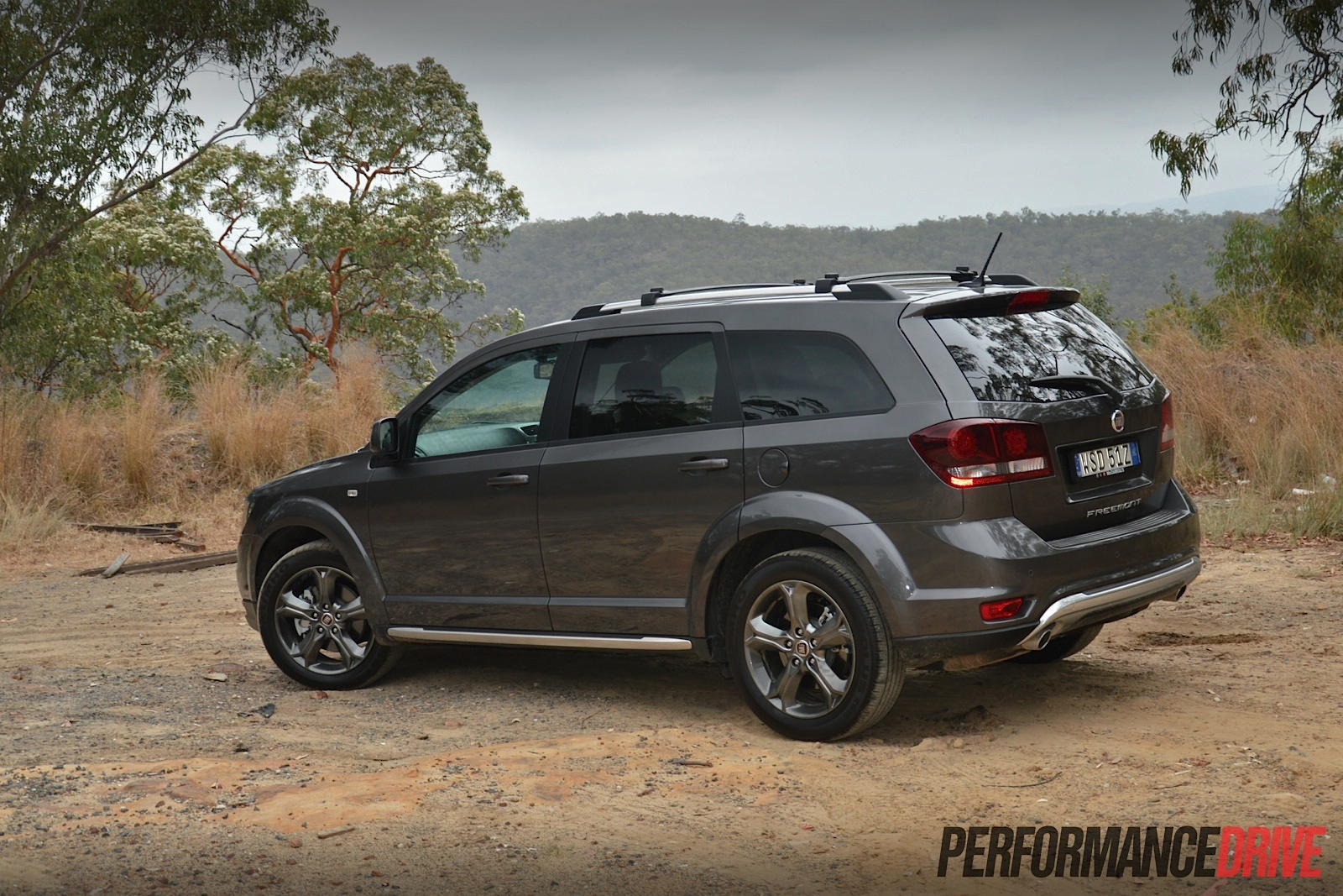 2015 Fiat Freemont Crossroad Review Video PerformanceDrive