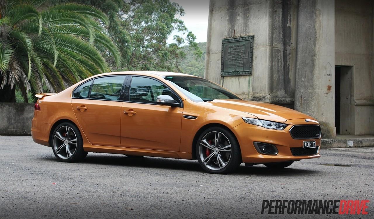 Ford Falcon Xr8 Fg X Review Video Performancedrive