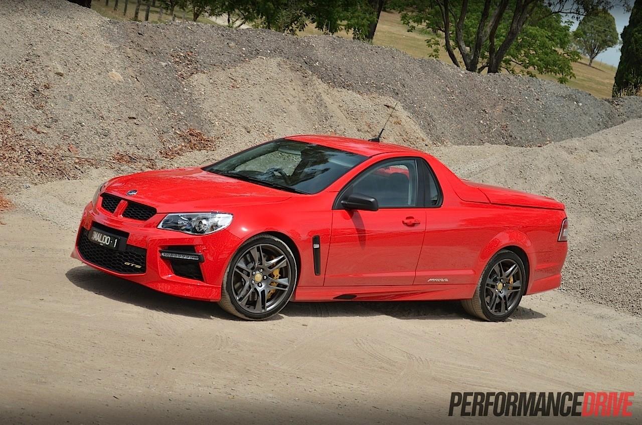 2015 hsv gts maloo genf review video performancedrive