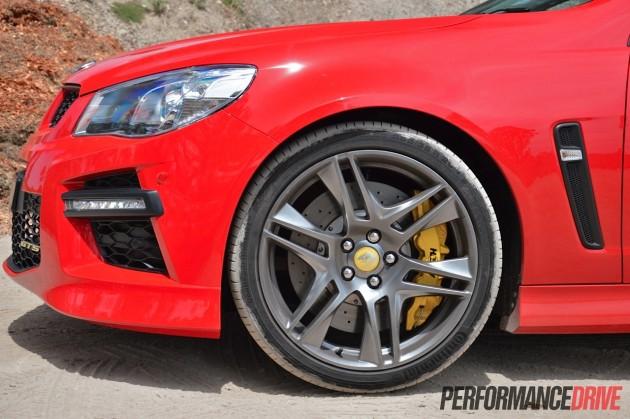2015 HSV GTS Maloo-brakes
