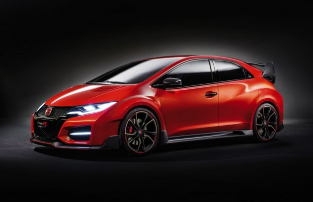 2015-Honda-Civic-Type-R-concept car