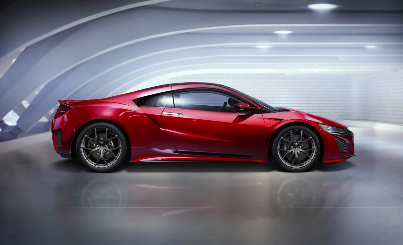 2015 honda nsx production version unveiled performancedrive. Black Bedroom Furniture Sets. Home Design Ideas