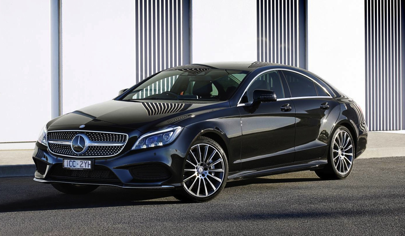 2015 mercedes benz cls class on sale in australia from. Black Bedroom Furniture Sets. Home Design Ideas