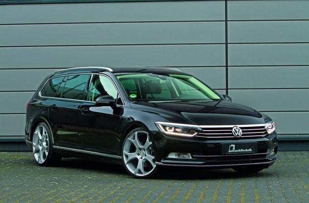 2015 Volkswagen Passat B&B Automobiltechnik