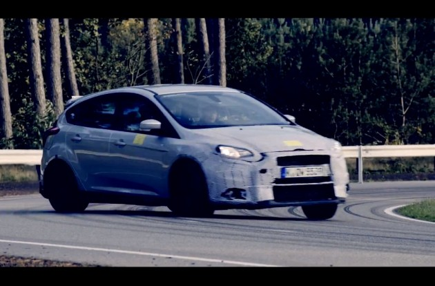 2016 Ford Focus RS-preview