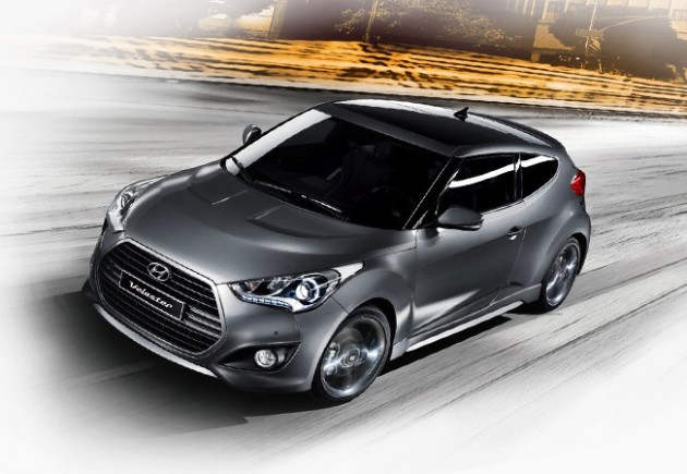 2016 Hyundai Veloster Turbo Series 2 DCT