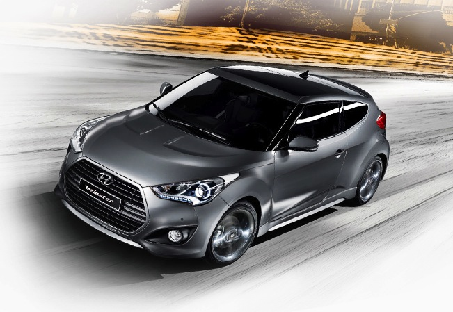 2015 hyundai veloster turbo gains 7spd dct updated styling performancedrive. Black Bedroom Furniture Sets. Home Design Ideas