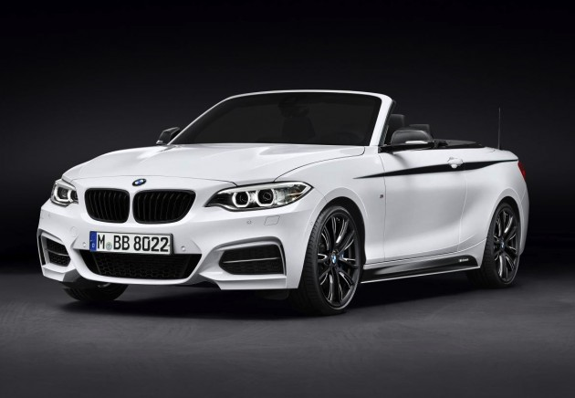BMW M Performance 2 Series Convertible