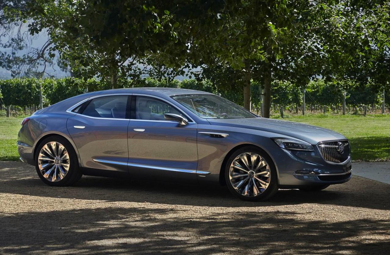 Buick Avenir concept revealed, potential post-2017 Commodore? | PerformanceDrive