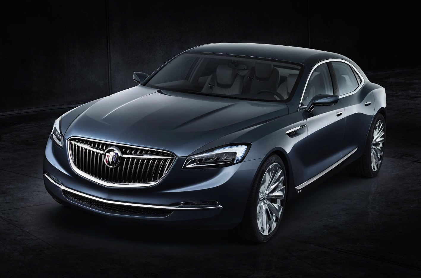 Buick Avenir concept revealed, potential post-2017 Commodore? | PerformanceDrive