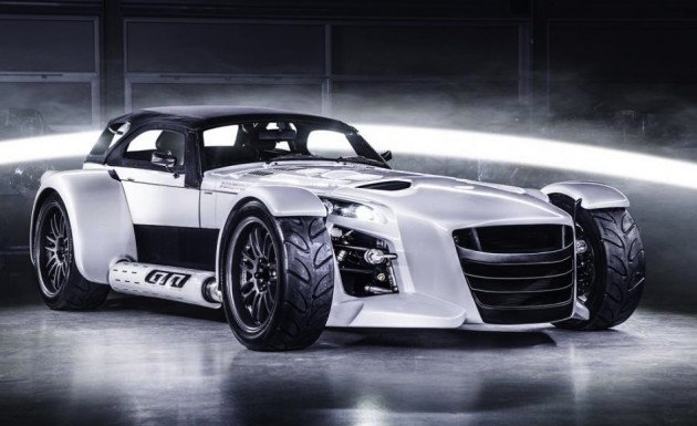Donkervoort D8 GTO Blister Berg Edition