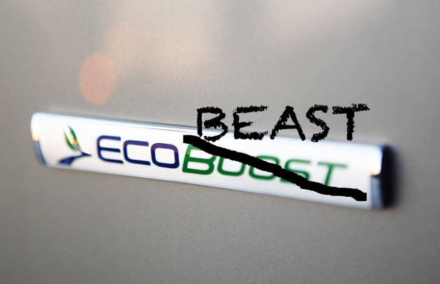 Ford EcoBoost-EcoBeast