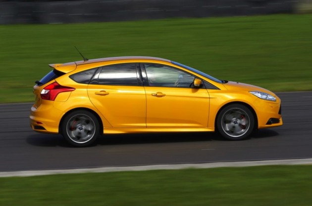 Ford Focus ST Graham Goode Racing