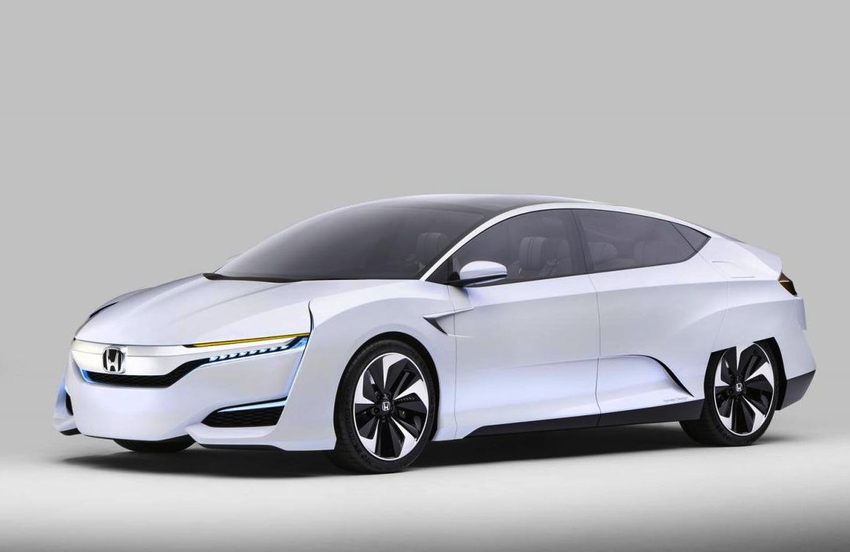 Honda Fcv 2016 Fuel Cell, Honda, Free Engine Image For User Manual ...