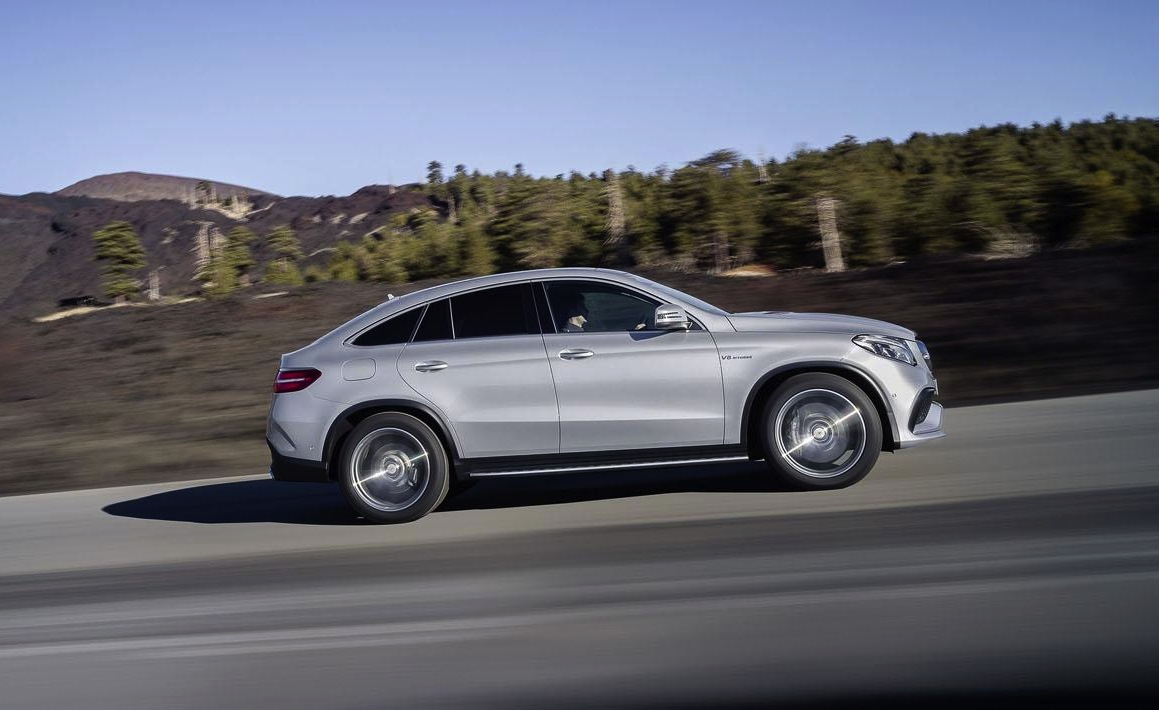 Mercedes amg gle 63 s coupe revealed at detroit show for Mercedes benz gle 63 amg