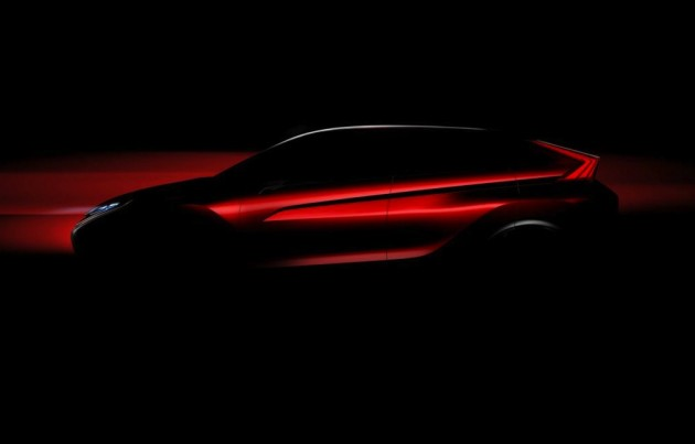 Mitsubishi concept 2015 Geneva