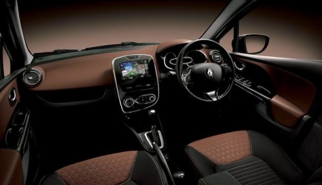 Renault Lutecia Ganache-interior