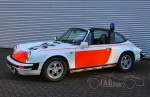 For Sale: 1989 Porsche 911 Targa police car from Holland