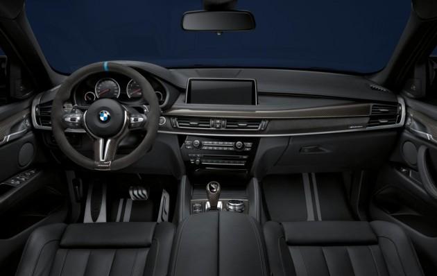 2015 BMW X5 M M Performance-interior