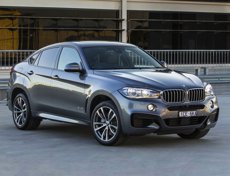 2015 bmw x6 on sale from 115 400 xdrive50i now 330kw. Black Bedroom Furniture Sets. Home Design Ideas