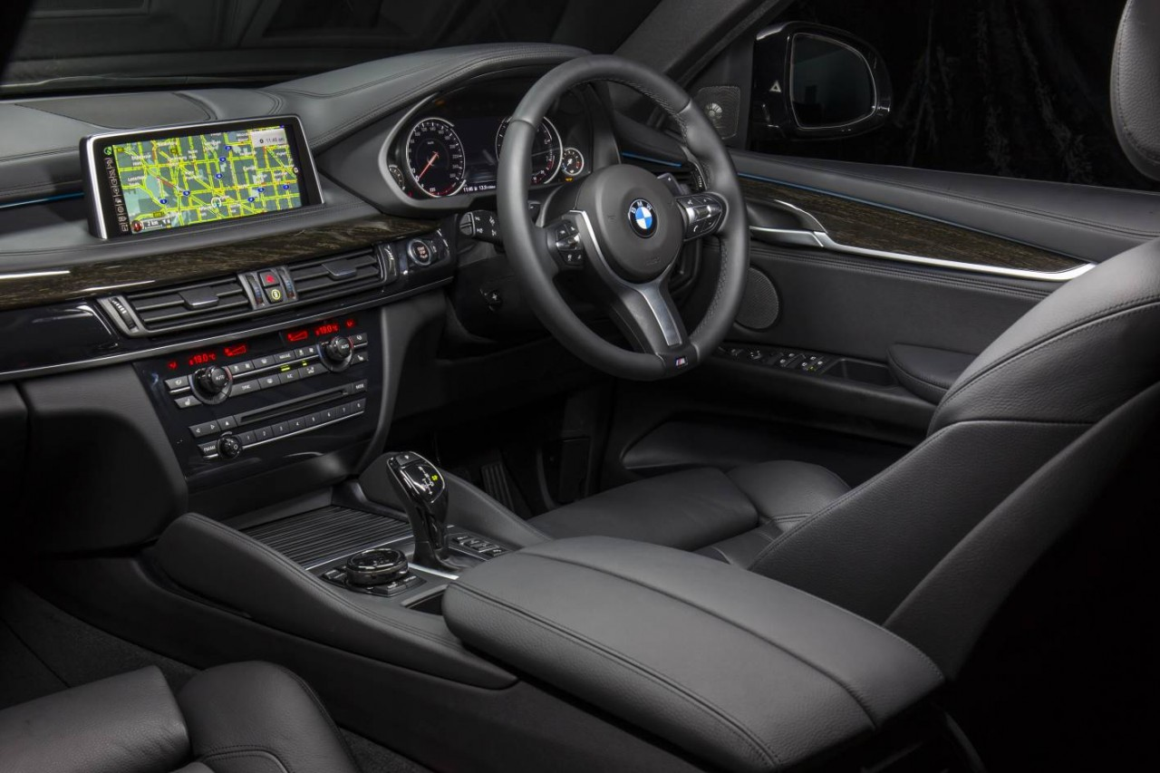 2015 Bmw X6 On Sale From 115 400 Xdrive50i Now 330kw