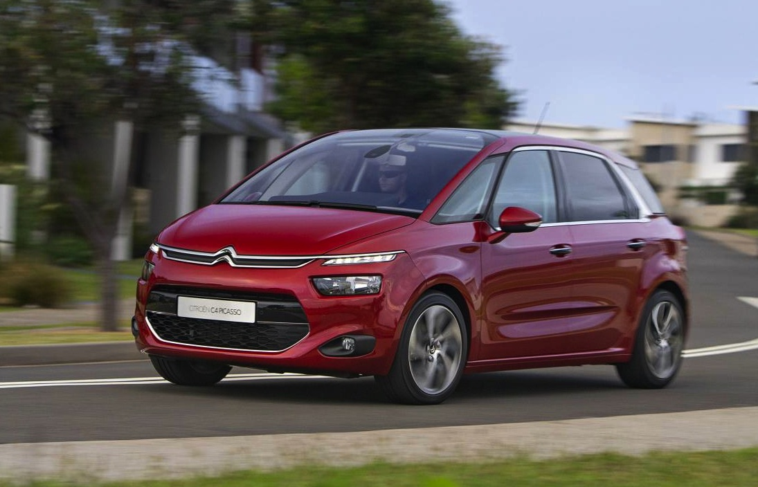 2015 citroen c4 picasso on sale in australia from 40 990. Black Bedroom Furniture Sets. Home Design Ideas