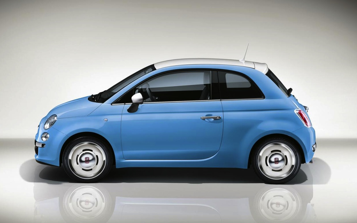 2016 Fiat 500 Abarth >> Fiat 500 '57 special edition is a cool retro throwback | PerformanceDrive