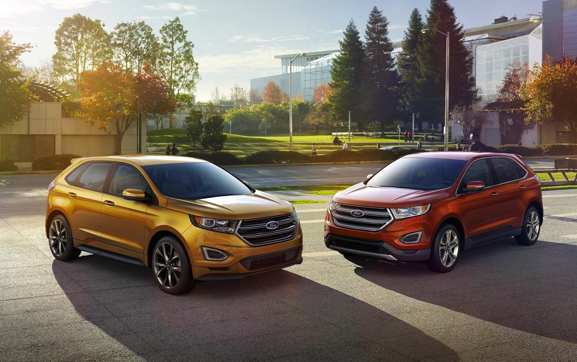 As We Already Know The Ford Edge Will Eventually Replace The Ford Territory When Australian Ford Manufacturing Closes Down In Under Two Years