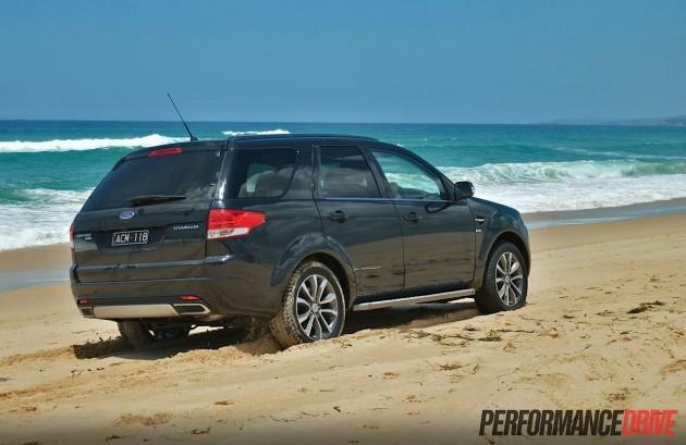 2015 Ford Territory MkII Titanium-4x4