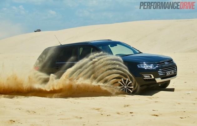 2015 Ford Territory MkII Titanium-Newcastle