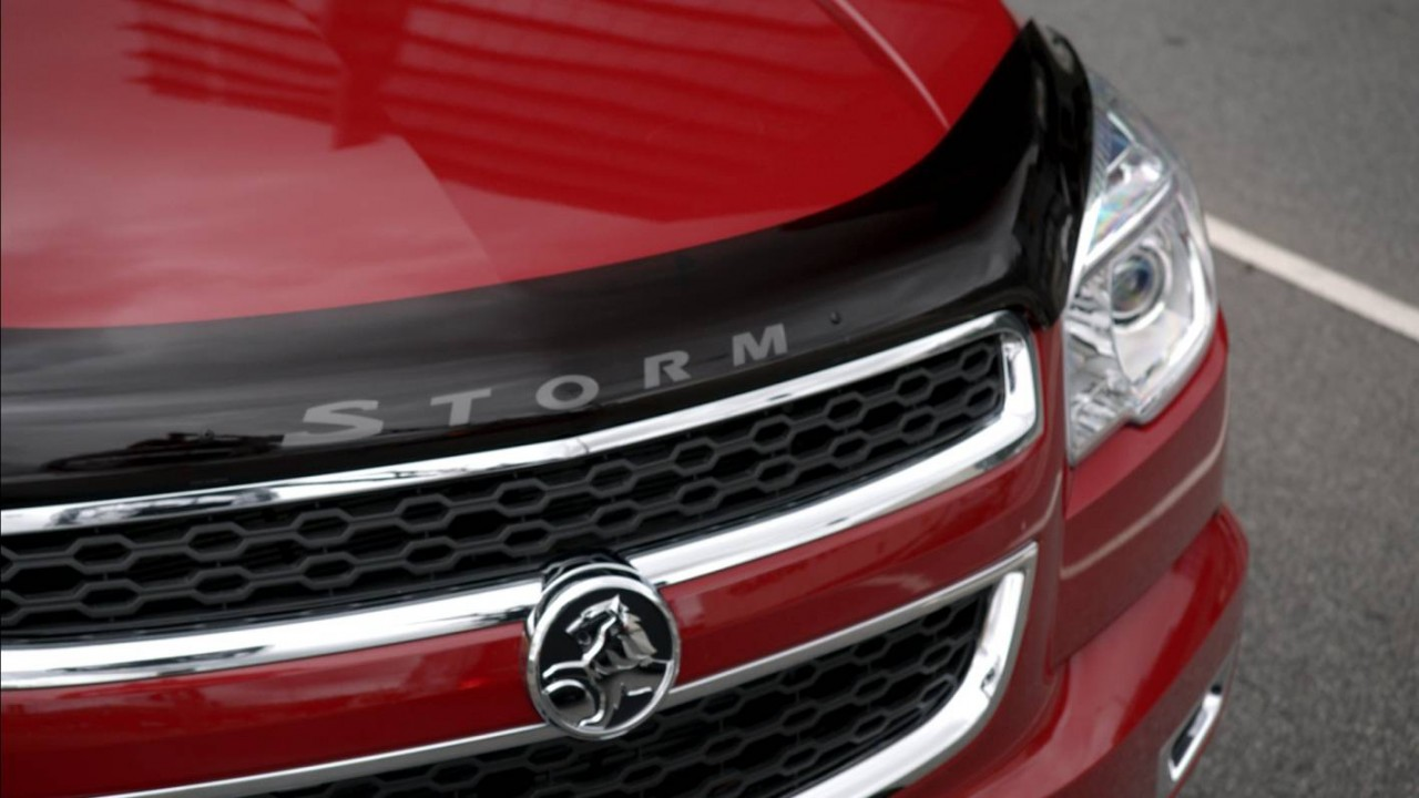 2015 Holden Colorado 'Storm' special is back, from $51,490 ...